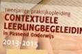 Tweejarige opleiding 'Contextuele leerlingbegeleiding'